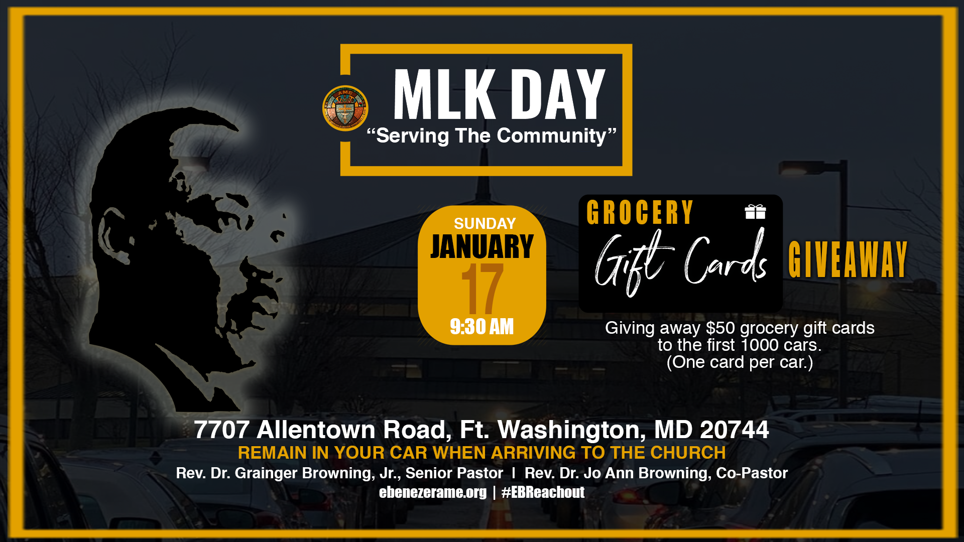 MLK Weekend Giveaway