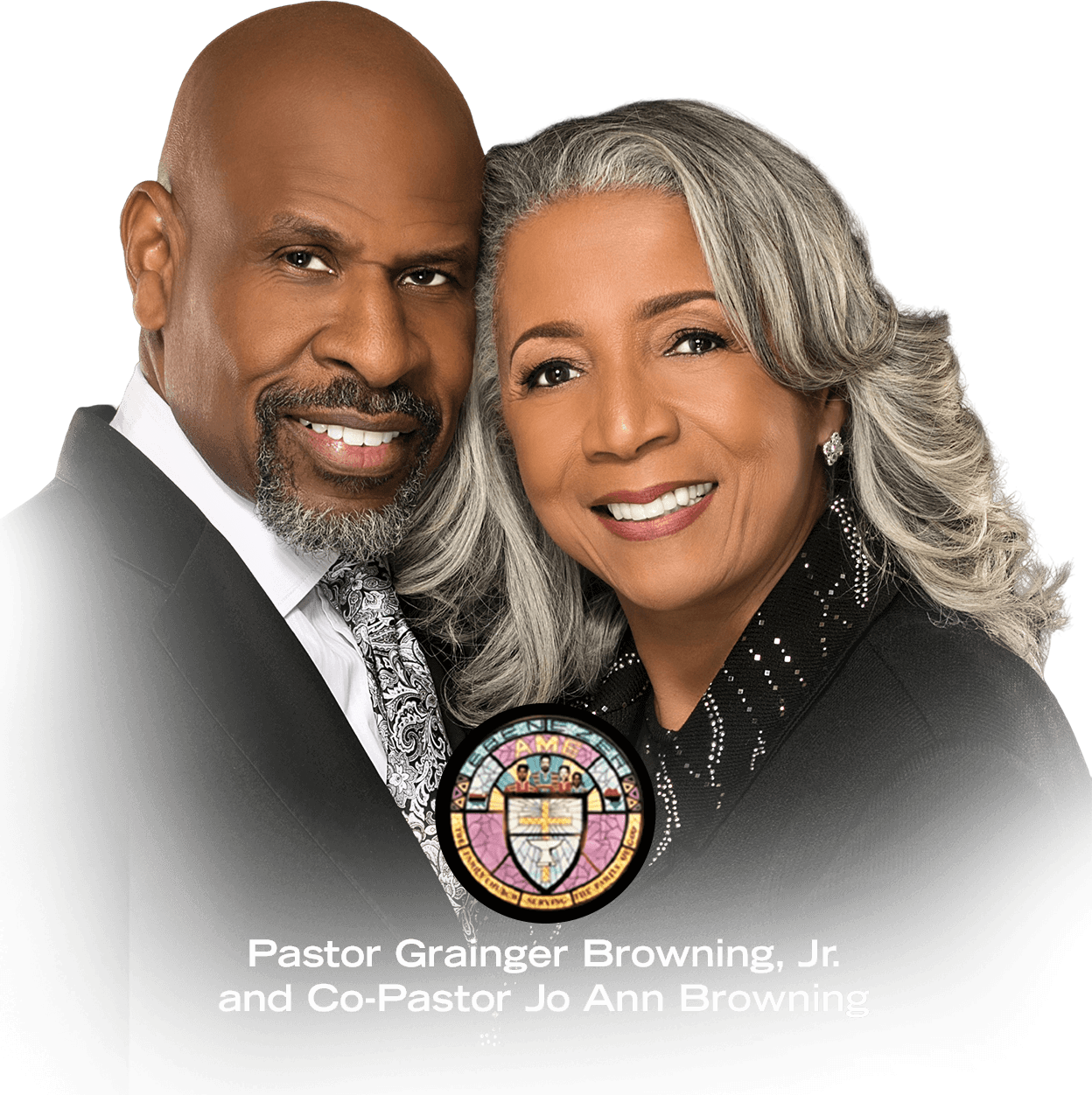 Rev. Dr. Grainger Browning, Jr. | Senior Pastor Rev. Dr. Jo Ann Browning | Co-Pastor