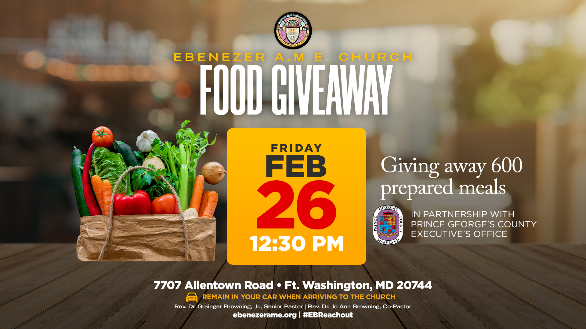 Friday Food Giveaway