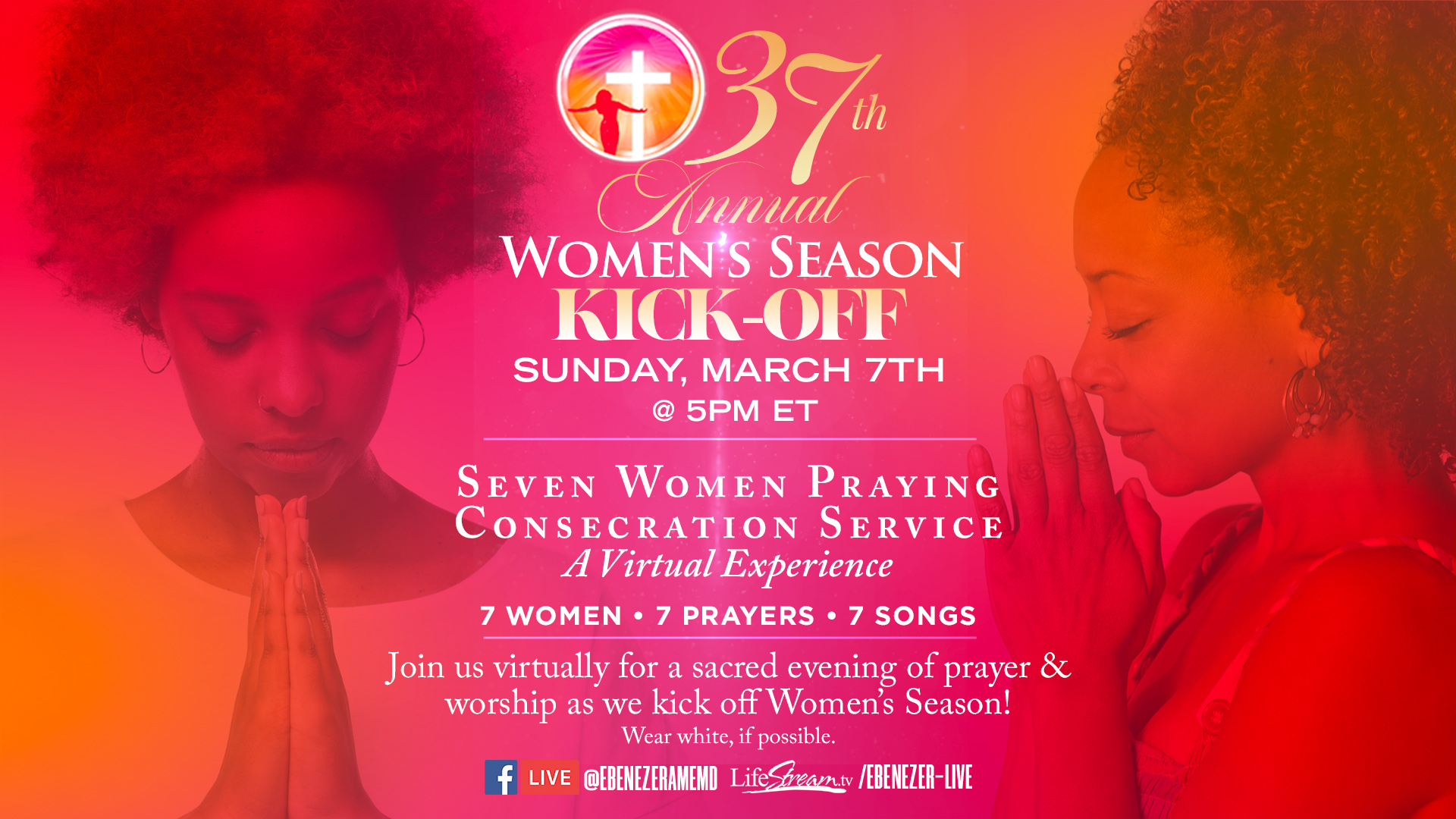 Women's Season Consecration 2021