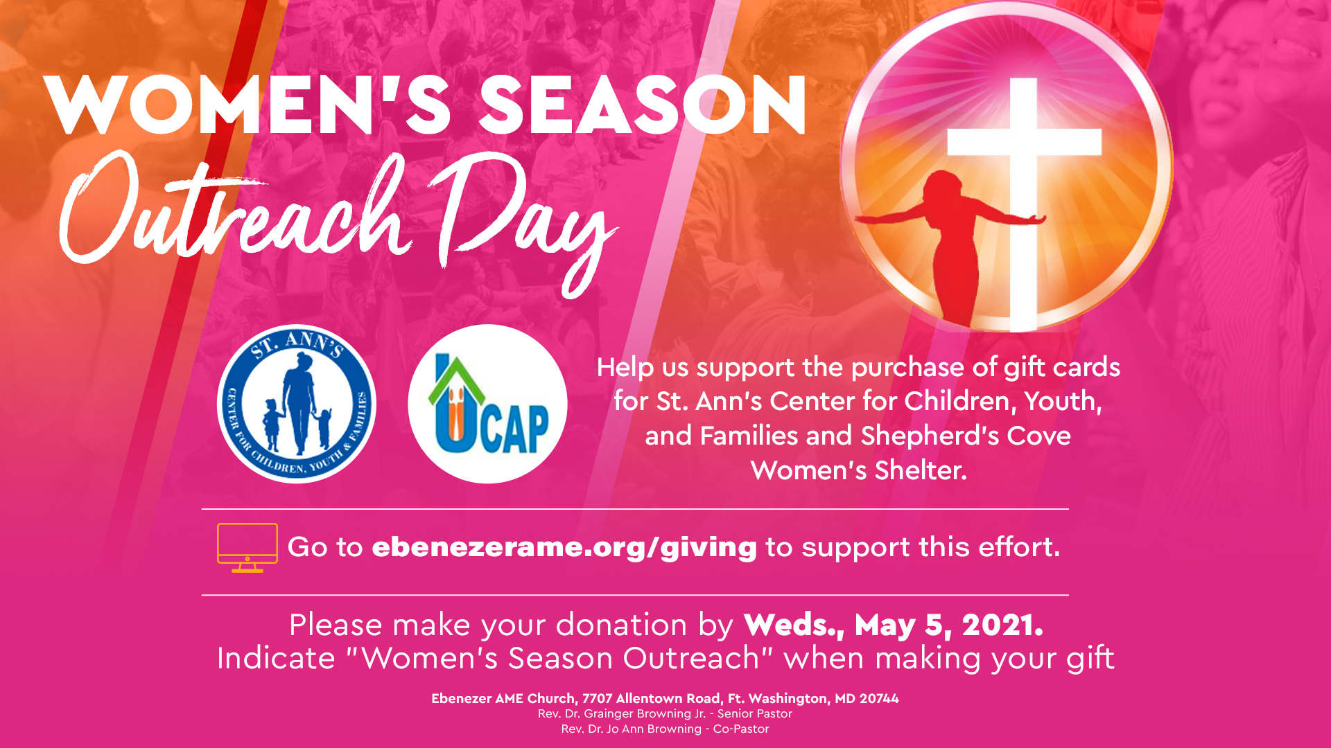 Women's Outreach Day